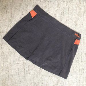 Fila Heavy Cotton Skort for Tennis/Running M